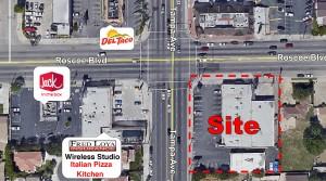 Tampa Ave & Roscoe Blvd