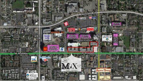 The Mix – Anaheim