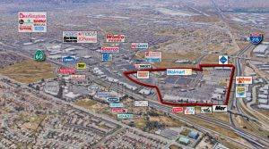 Riverside – Canyon Crossing Shopping Center
